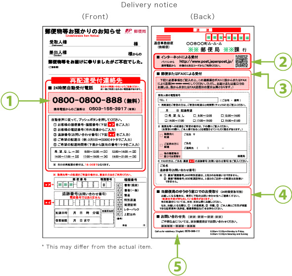 Practical guide for international students japan post - Singapore post office tracking number ...